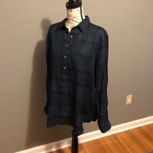 EUC- Softened Loft Shirt